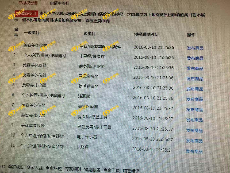 华东地区 电子计步器+洁耳器+体重秤/健康称专卖店  无扣分贷款 一般纳税 无社保 地址是挂靠