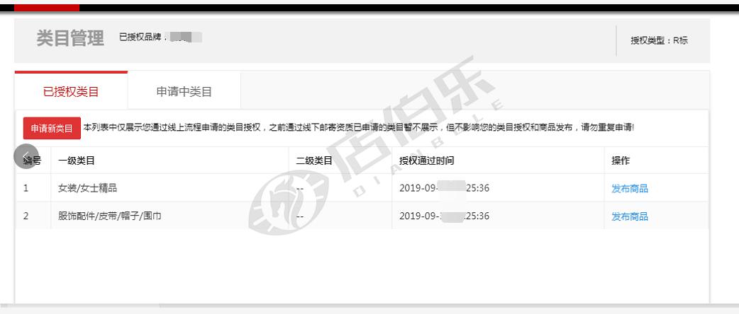 华南地区 女装+服饰旗舰店 一般纳税人